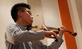 Geigenunterricht/Violinenunterricht an der Musikschule Philarmonika, Berlin-Charlottenburg/Wilmersdorf