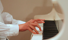 Klavierunterricht/Klavierlehrer an der Musikschule Philarmonika, Berlin-Charlottenburg/Wilmersdorf