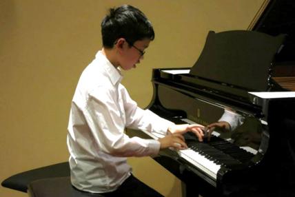 Klavierkonzert im Steinway-Haus