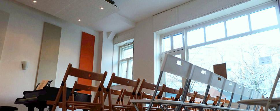 Musikschule Philharmonika in Berlin-Charlottenburg/Wilmersdorf - Klavierunterricht