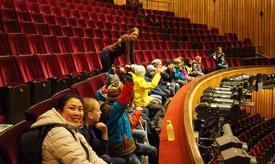 Workshops an der Musikschule Philarmonika, Berlin-Charlottenburg/Wilmersdorf